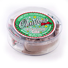Microwave Cake (Christmas / Wholesale) W-PMCH