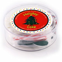 Microwave Cake (Holiday Tree / Wholesale) W-PMHO