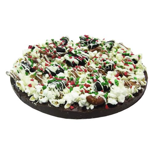 Gourmet Chocolate Pizza - Pizazz™ - Oreo® - Combo w/ Decorations - Wholesale W-PZCOdeco