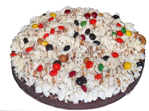 Gourmet Chocolate Pizza -Pizazz™ - Supreme - No Melt - Wholesale W-PZSUNM