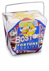 Themed Fortune Cookies (Taste of Boston / Wholesale) W-REBO