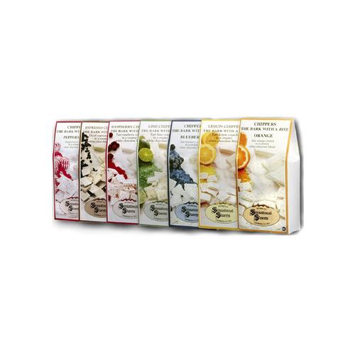 Bark Candy - 1/4 lb. Taper Box  - Wholesale W-Taper Box