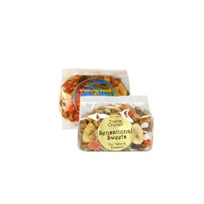 Tropical Fruit Crunch - 4 oz. cello Bags - Wholesale W-TMC101