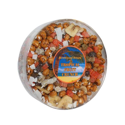 Tropical Fruit Crunch - 3/4 lb. Round - Wholesale W-TMC701