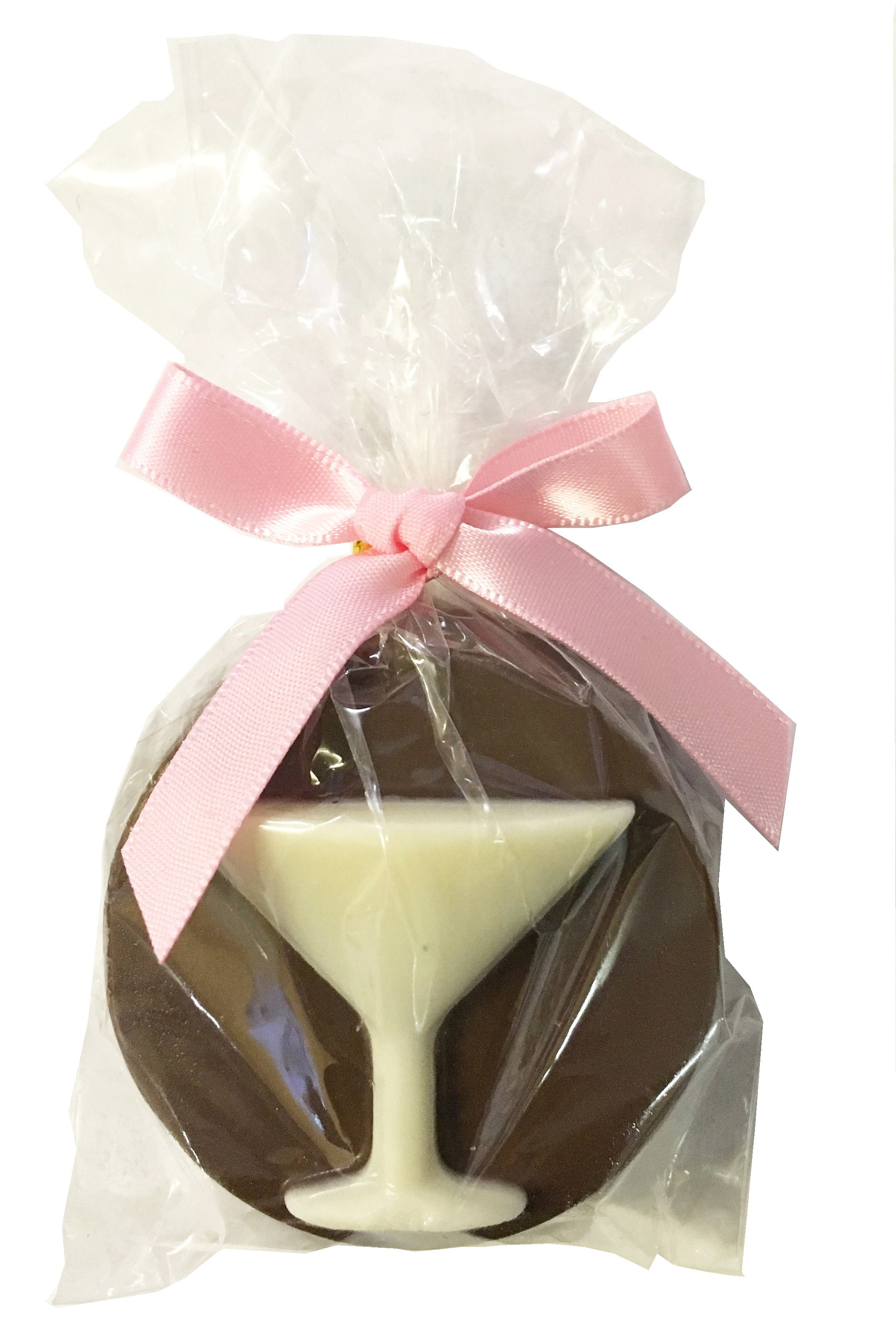 Gourmet Chocolate Molded Oreos® (Martini Glass) MO817