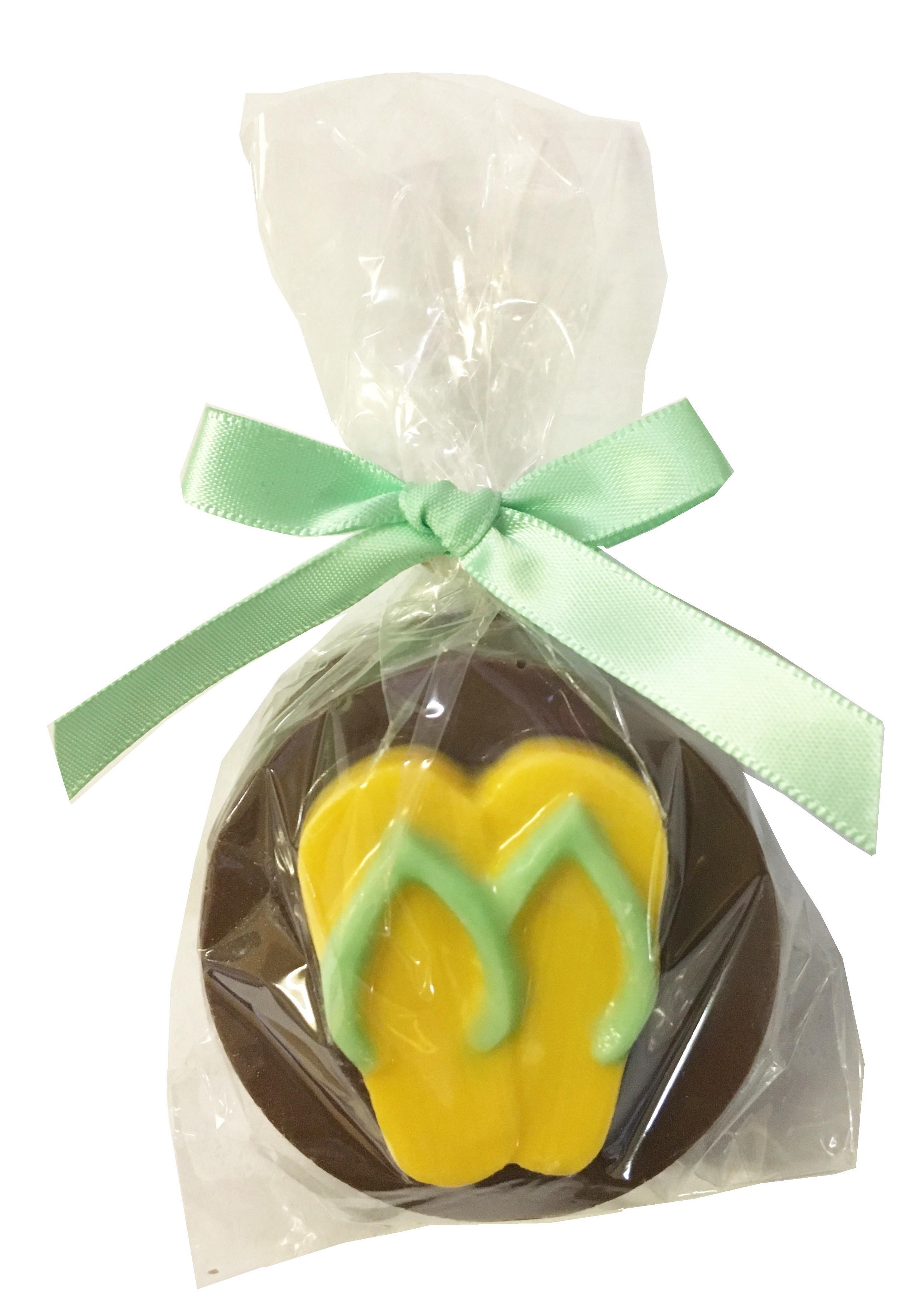 Gourmet Chocolate Molded Oreos® Flip Flops MO425