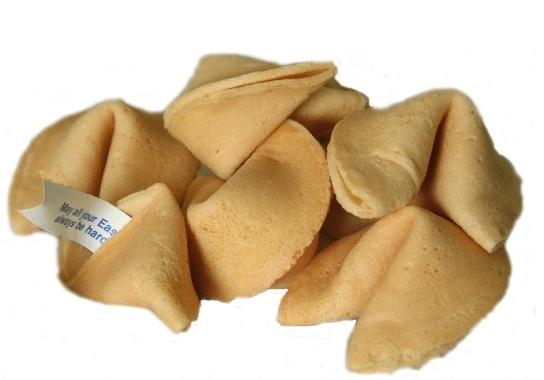 Custom Fortune Cookies (500) FCCUST