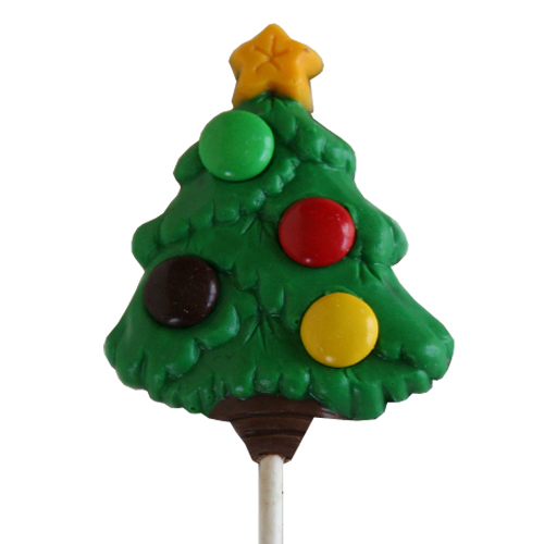 Chocolate Lollipops-Pollylops®-Tree with Candy W-145
