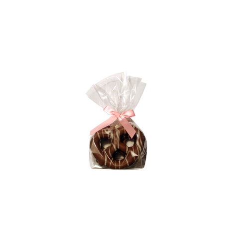 Gourmet Pretzels (Small Bag Of 3 With Bow) P11/11B