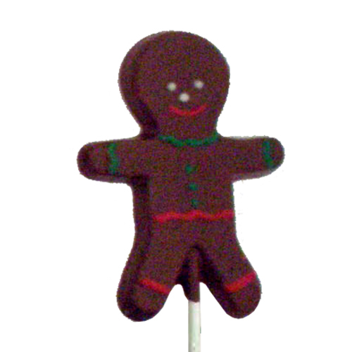 Gingerbread Man - Large 112