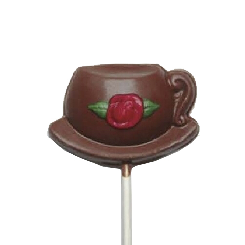 Chocolate Lollipops - Pollylops® - Cup 705