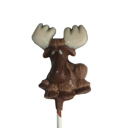 Chocolate Lollipops (Pollylops® Shaggy Moose)