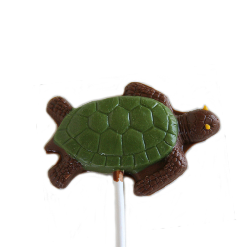 Chocolate Lollipops (Pollylops® Turtle) 632