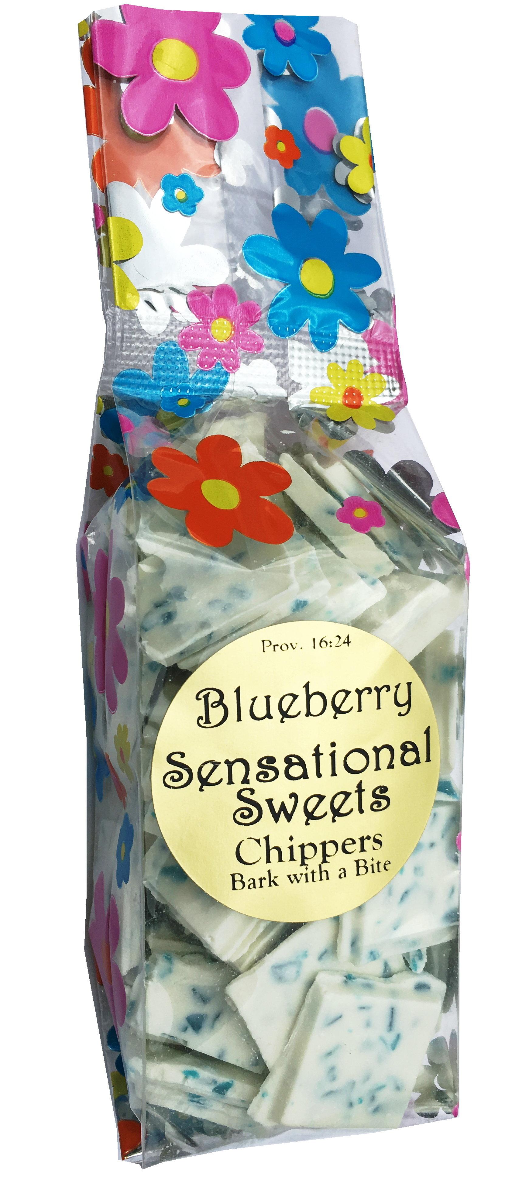Bark Candy - 1/2 lb. Daisy Bag - Wholesale W-C12D-Daisy Bags