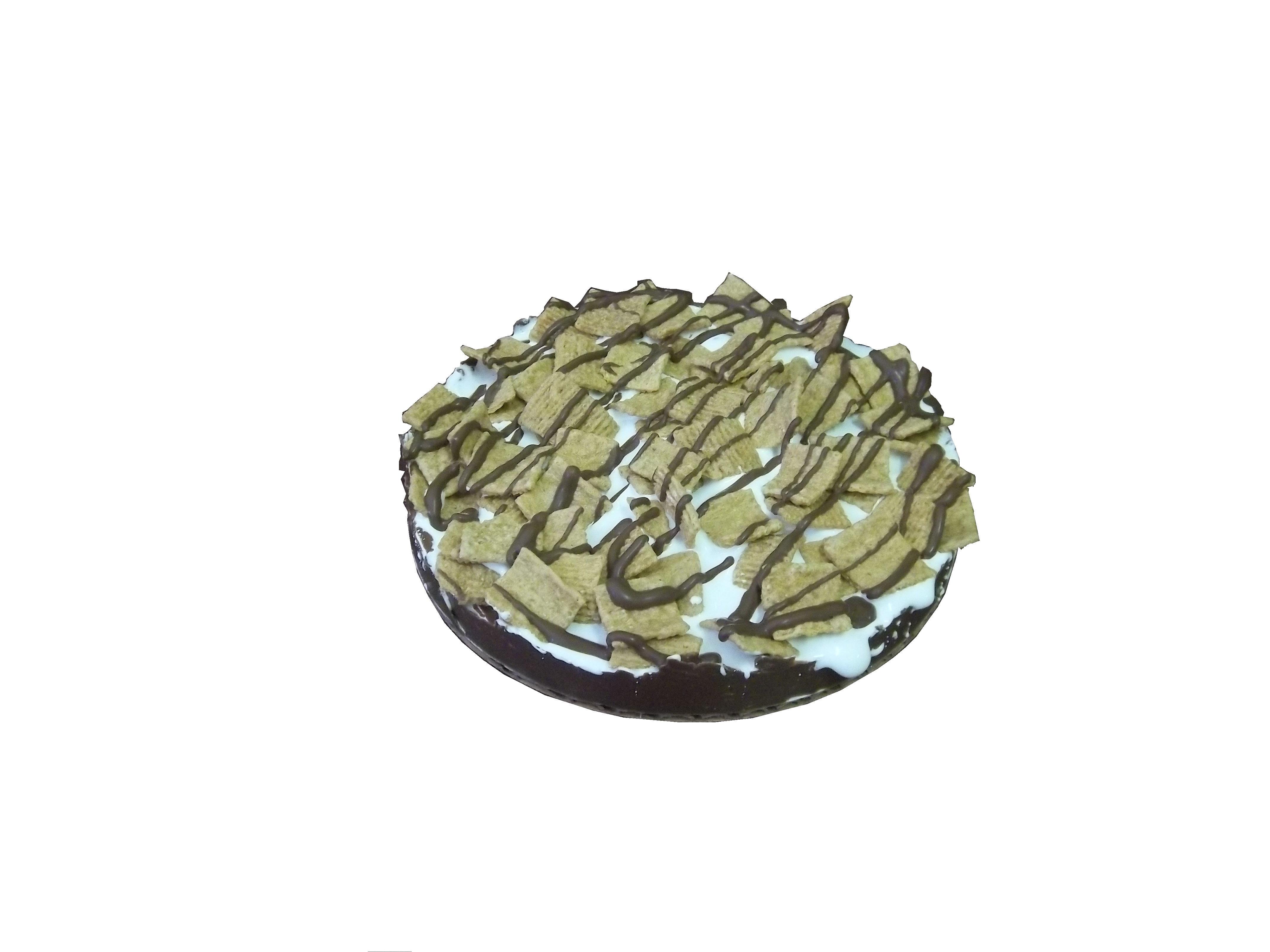 Gourmet Chocolate Pizza - Pizazz™ - Mini - Limited Edition - S'More - Wholesale W-MILSM