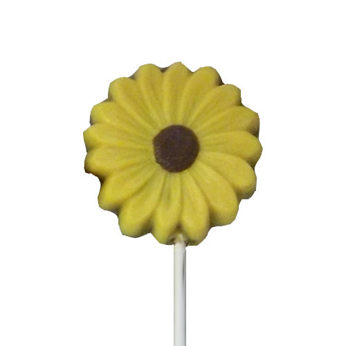 Chocolate Lollipops - Pollylops® - Black Eyed Susan - Wholesale W-331