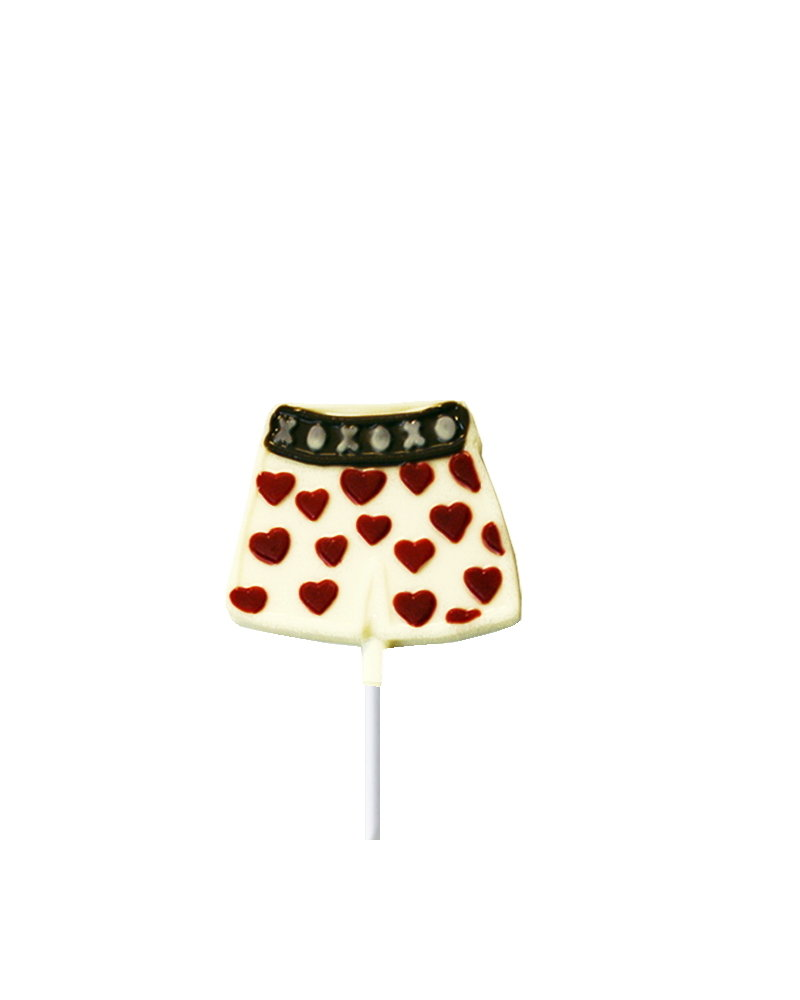 Chocolate Lollipops-Pollylops-Boxers with Hearts 226