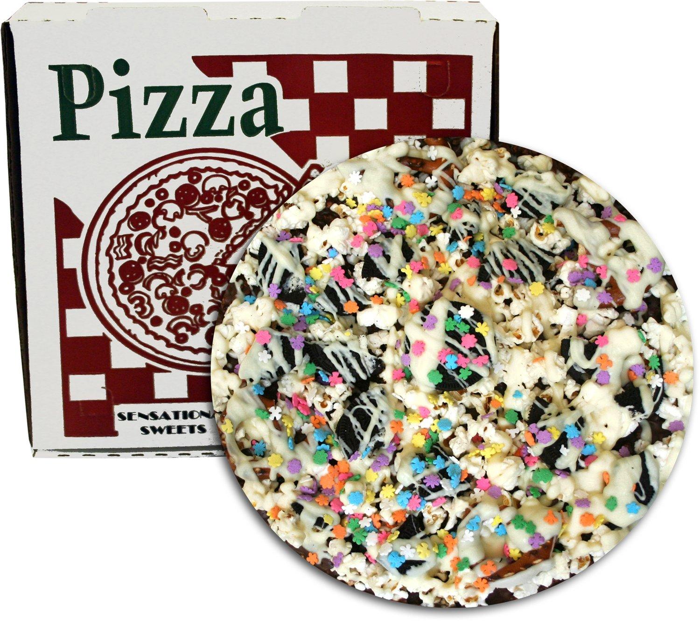 Gourmet Chocolate Pizza with Pizazz™ 10