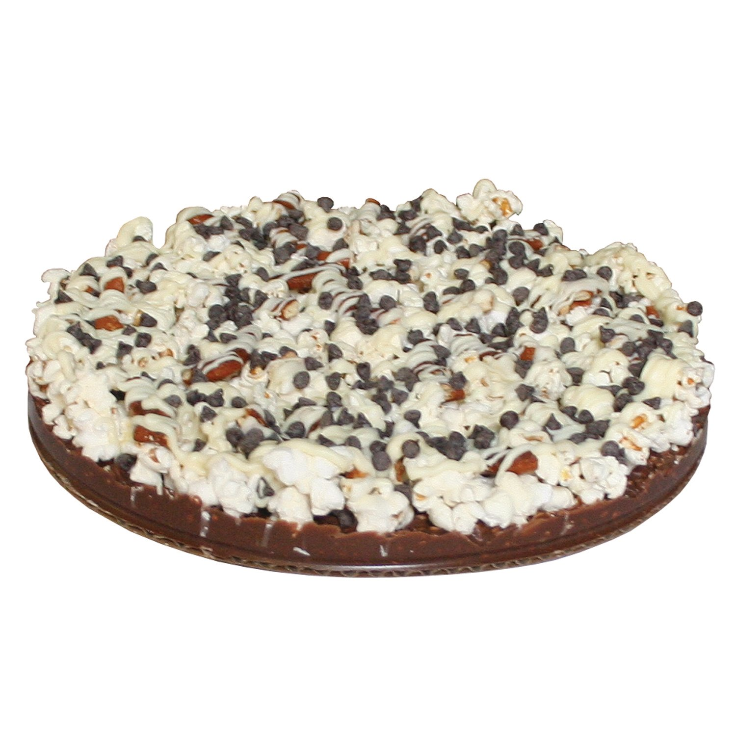 "Gourmet Chocolate Pizza with Pizazz™ 10"" (Supreme w/ Chocolate Chips) PZSUCH"