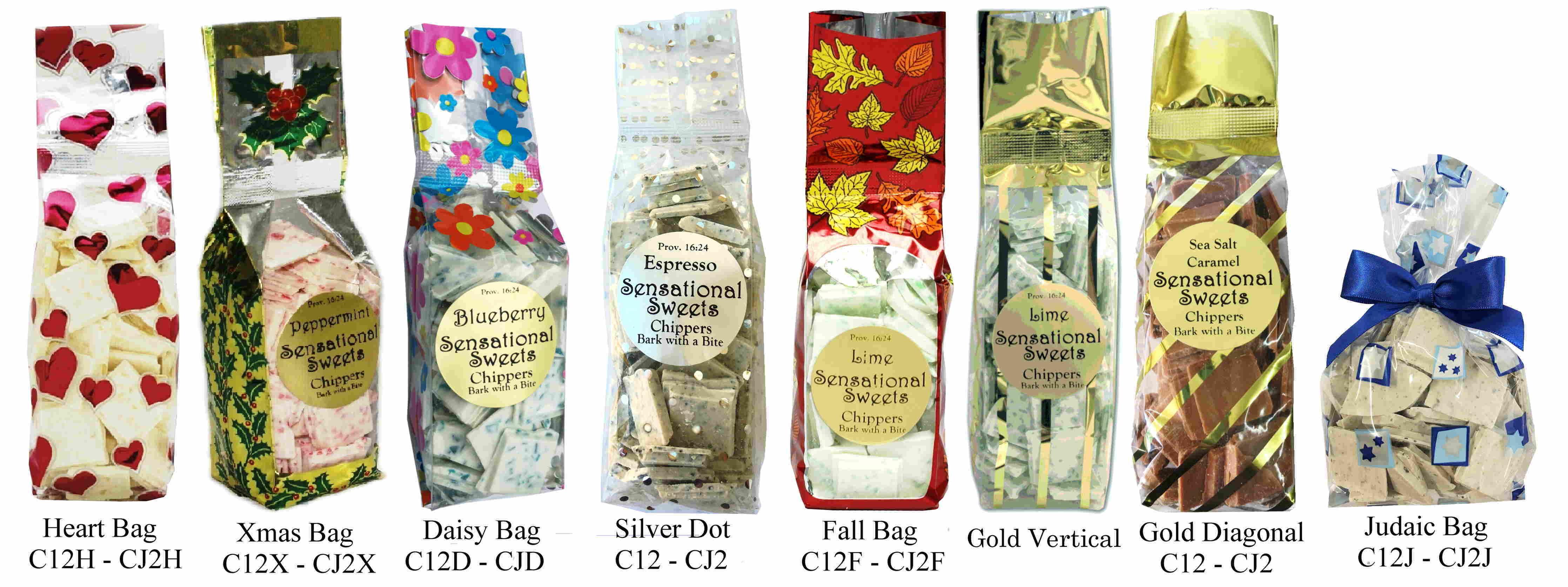 Seasonal Bag 8 oz. Seasonal Bags