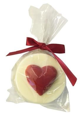 Gourmet Chocolate Molded Oreos® (Heart)