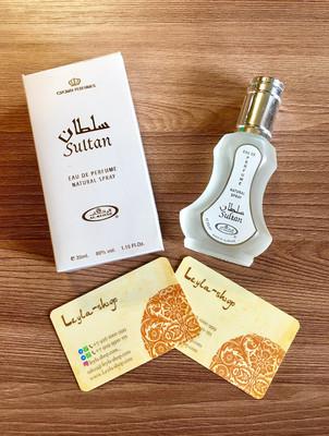 Al Rehab - Sultan (sprey)