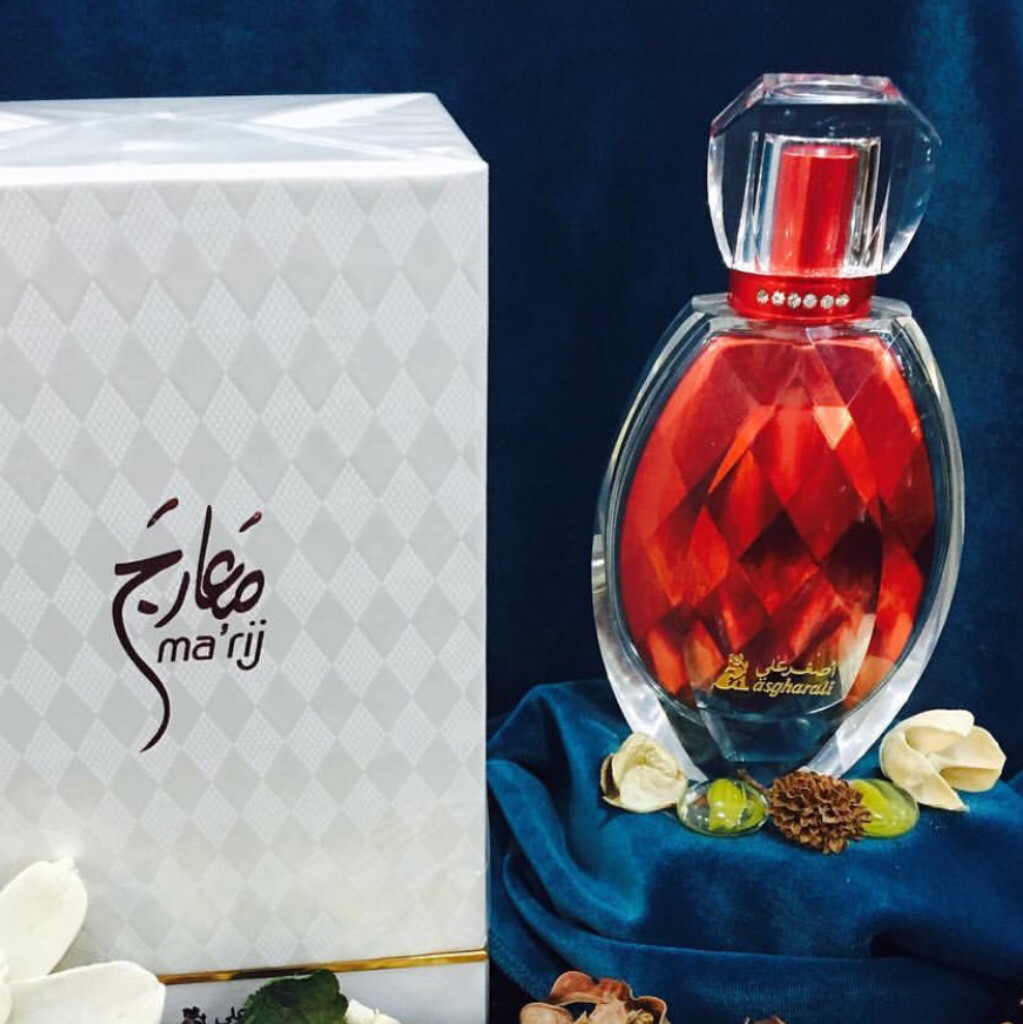 Asgharali - Maarij