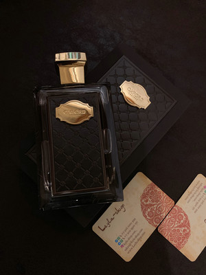 Oxford Leather - Dazzling perfume