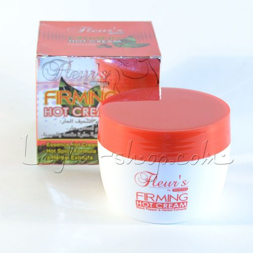 Антицеллюлитный крем Hemani - Firming Slimming Hot Cream (с согревающим эффектом)