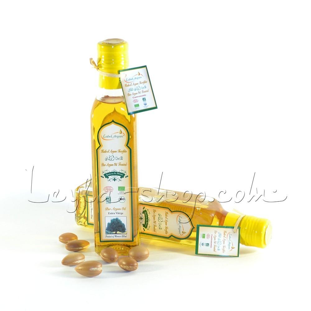 Аргановое масло пищевое DermArgan (250 мл)