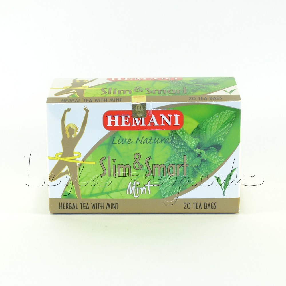 Чай Herbal Tea With Mint Hemani