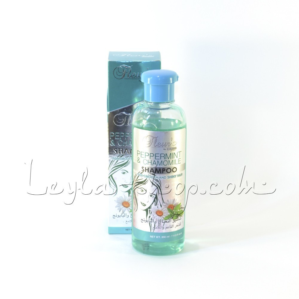Шампунь Hemani -  Peppermint & Chamomile Shampoo