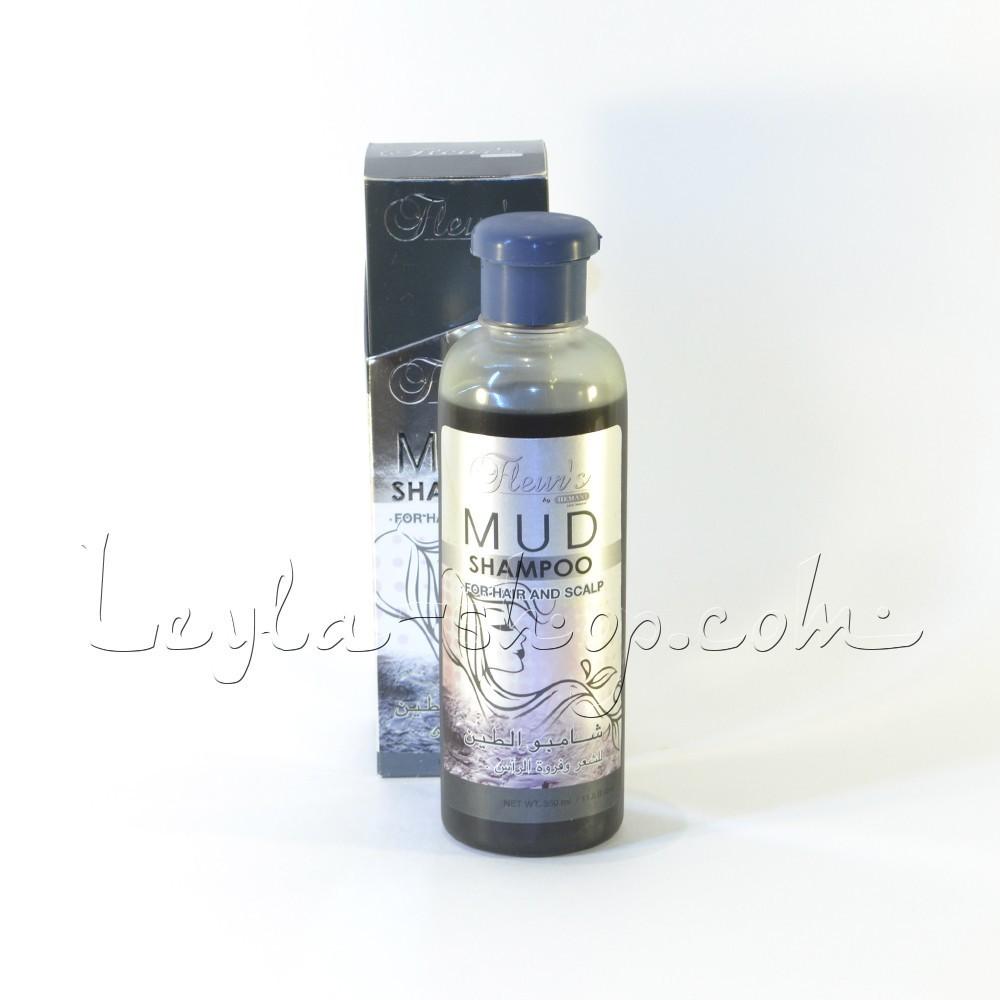 Шампунь Hemani - Mud  Shampoo (с минеральной грязью мертвого моря)