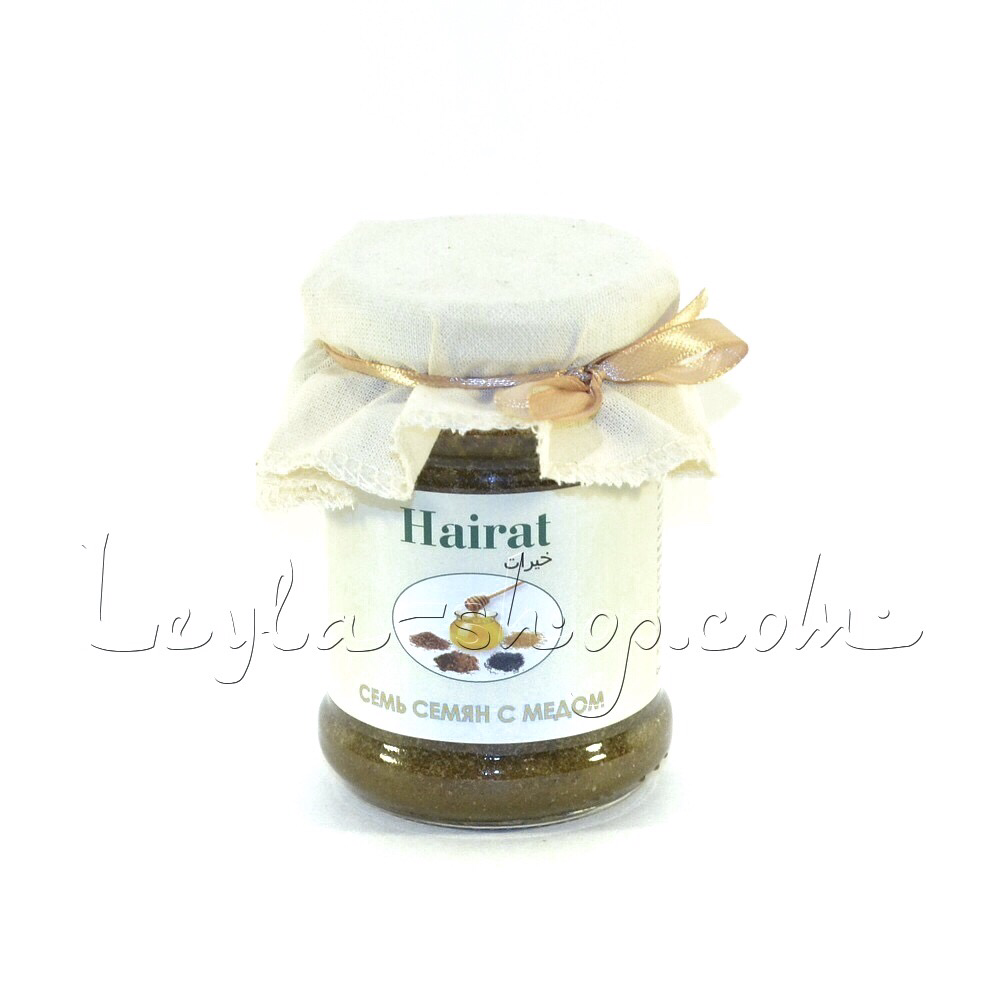 Смесь семян с медом Hairat