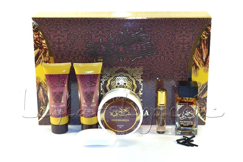 Подарочный набор Oud Sharqia (Уд Шаркия)
