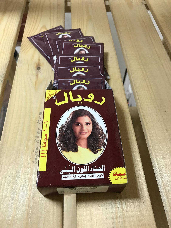 Хна для волос Royal  ( 7 п)