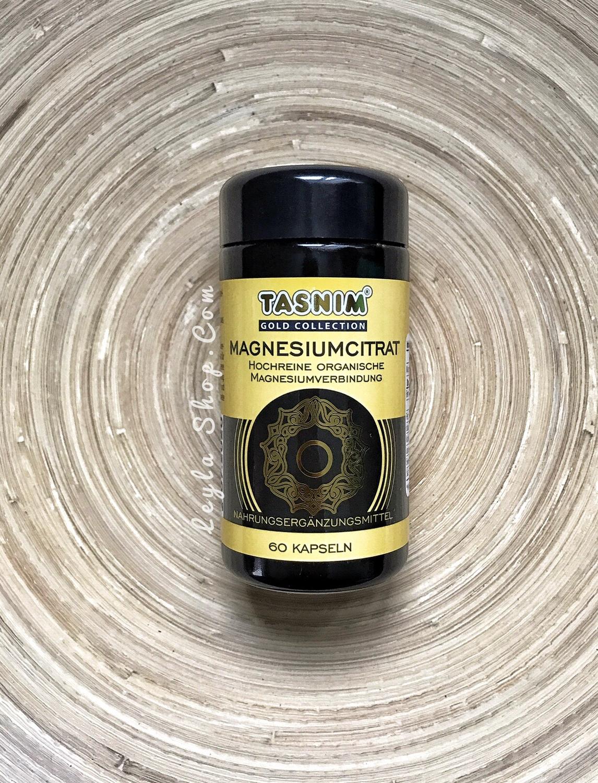 Tasnim - Magnesiumcitrat