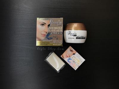 Крем Hemani - Anti Wrinkle & Anti Aging Cream (против морщин и старения кожи)