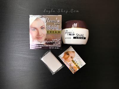 Крем для лица Hemani -  Snail Cream