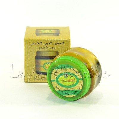Жидкое мыло Moroccan - Natural Moroccan Soap