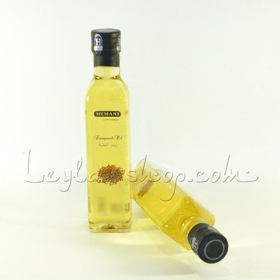 Натуральное масло Хильбы Fenugreek Oil Hemani