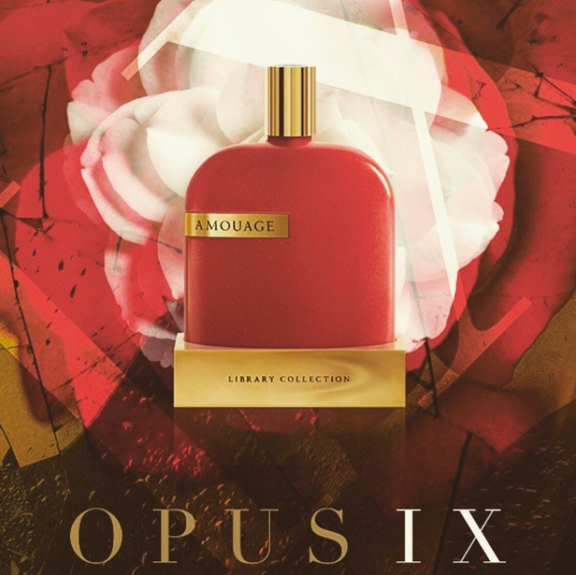 Amouage - Opus IX