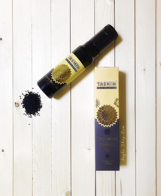 Tasnim - Масло чёрного тмина 100 мл