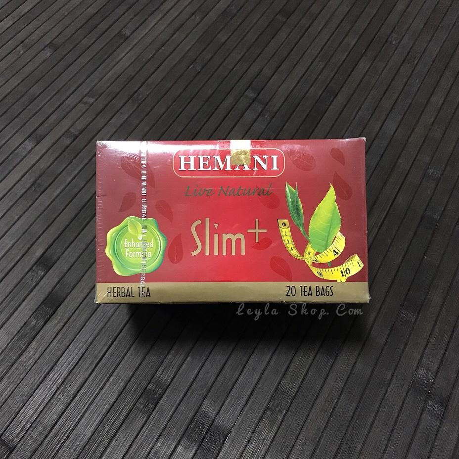 Чай для похудения Herbal Tea Slim + Hemani