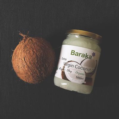 Кокосовое масло Baraka