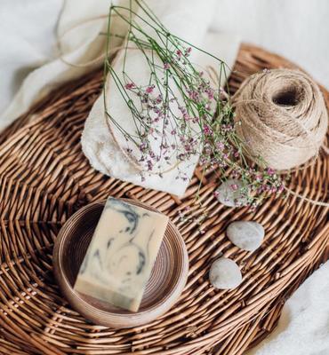 Мыло гипоаллергенное «Черный тмин и козье молоко»