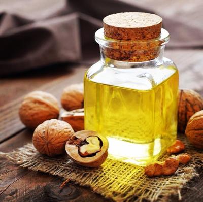 Масло грецкого ореха Hemani -Walnut oil (30мл)