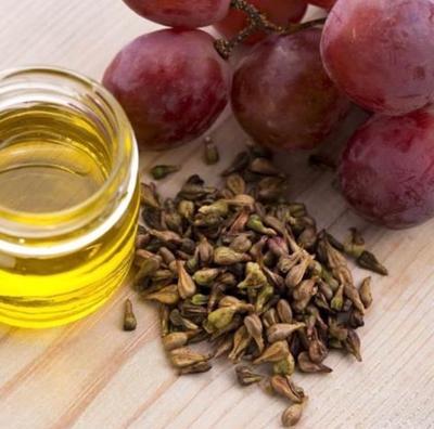 Масло виноградных косточек Hemani- Grape seed oil(30мл)