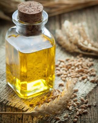 Масло зародышей пшеницы Hemani- Wheat germ oil (30мл)