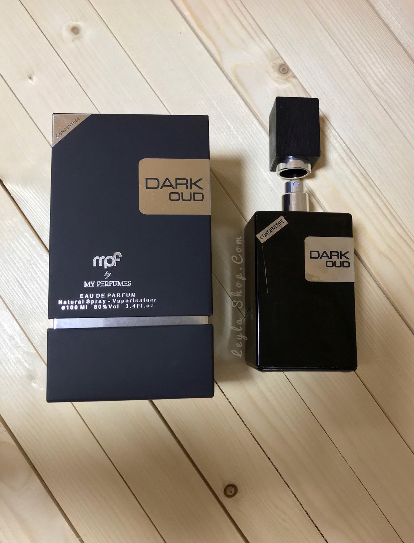 My Perfumes - Dark Oud